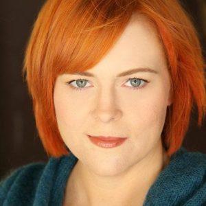 Kimberly Gratland James, Mezzo-Soprano, close up of face