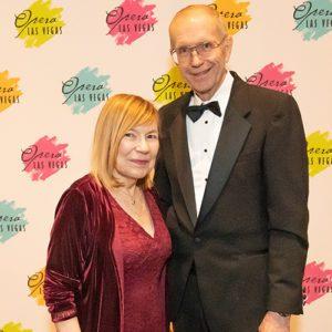 Christopher and Anita Murray, Opera Las Vegas Sustaining Trustee