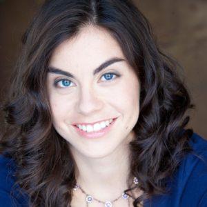 Erin Gonzalez, Headshot